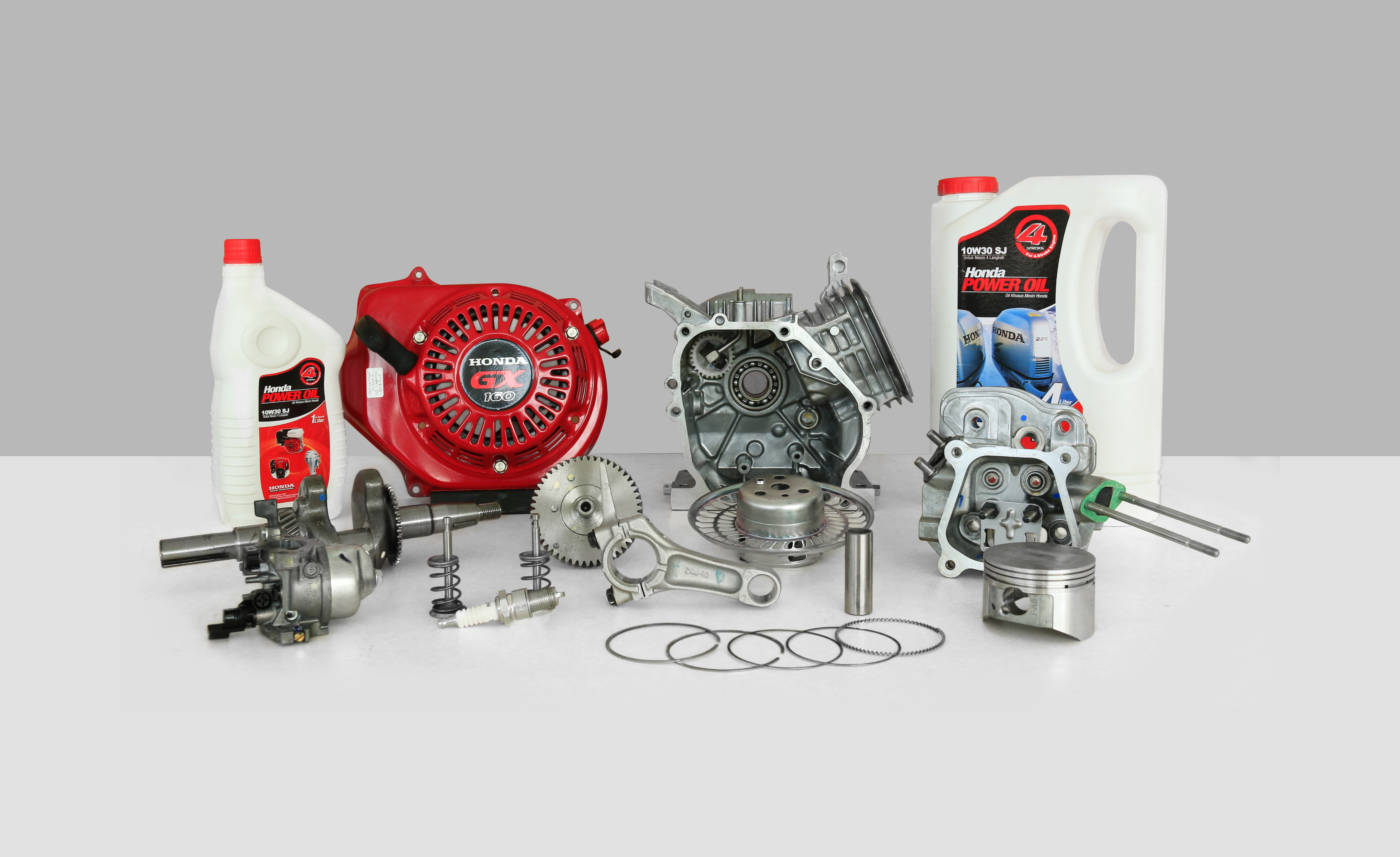 Spare Parts Accessories Pt Honda Power Products Indonesia